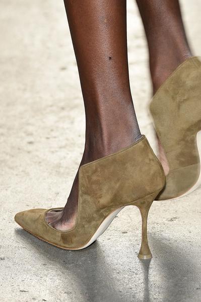 Самая красивая обувь Недели моды в Нью-Йорке | галерея [1] фото [3]