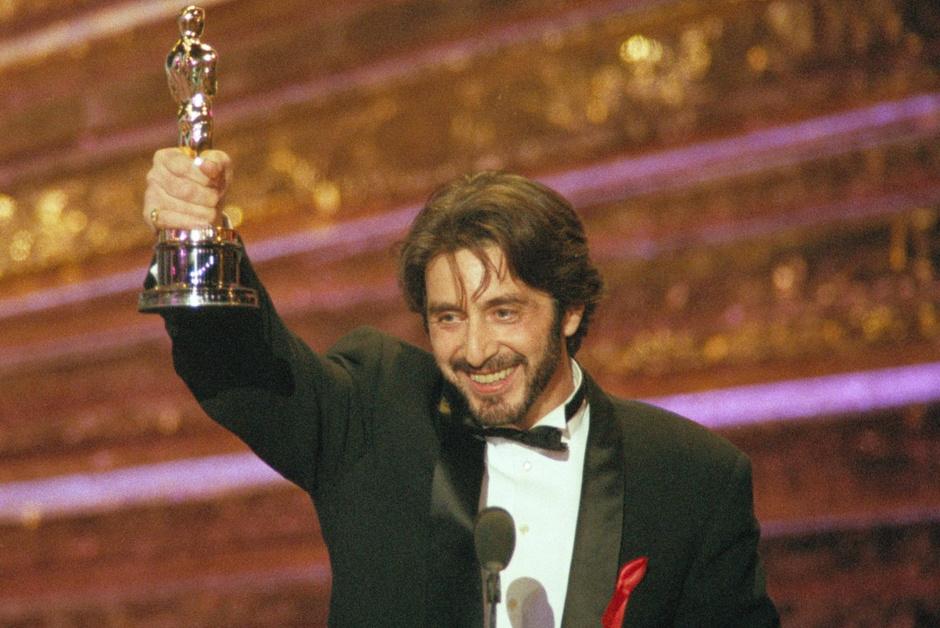 Лучший актер — Аль Пачино, «Запах женщины»