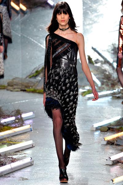 От первого лица: редактор моды ELLE о взлетах и провалах на Неделе Моды в Нью-Йорке | галерея [7] фото [1]