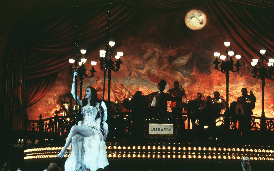 Кадр из фильма «Мулен Руж»
