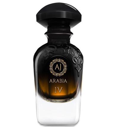 AJ ARABIA Black IV