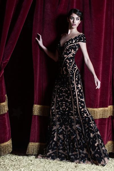 Zuhair Murad представил новую pre-fall коллекцию | галерея [1] фото [2]