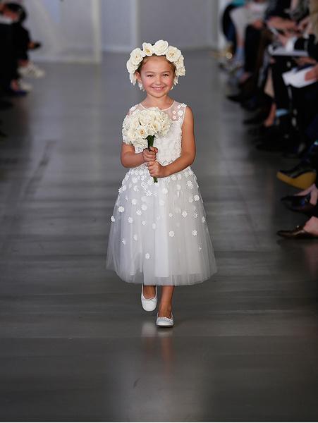 Лучшие коллекции Недели свадебной моды | галерея [3] фото [14]
