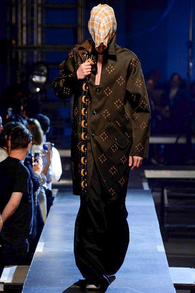 Неделя мужской моды в Париже: лучшие показы | галерея [2] фото [23]