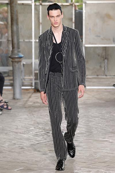 Неделя мужской моды в Париже: лучшие показы | галерея [4] фото [11]