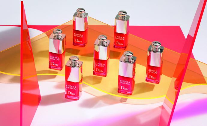 Коллекция весеннего макияжа Kingdom of Color от Dior