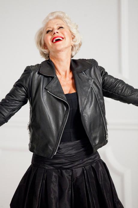 Хелен Миррен для L'Oréal Paris