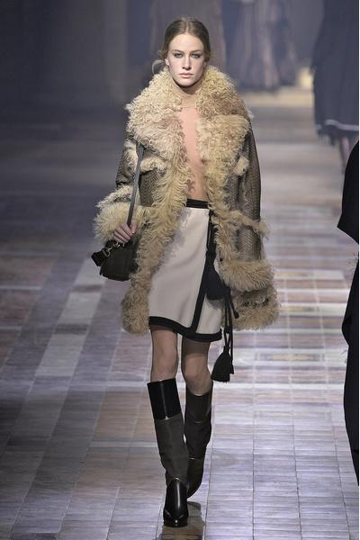 Показ Lanvin на неделе моды в Париже | галерея [1] фото [30]