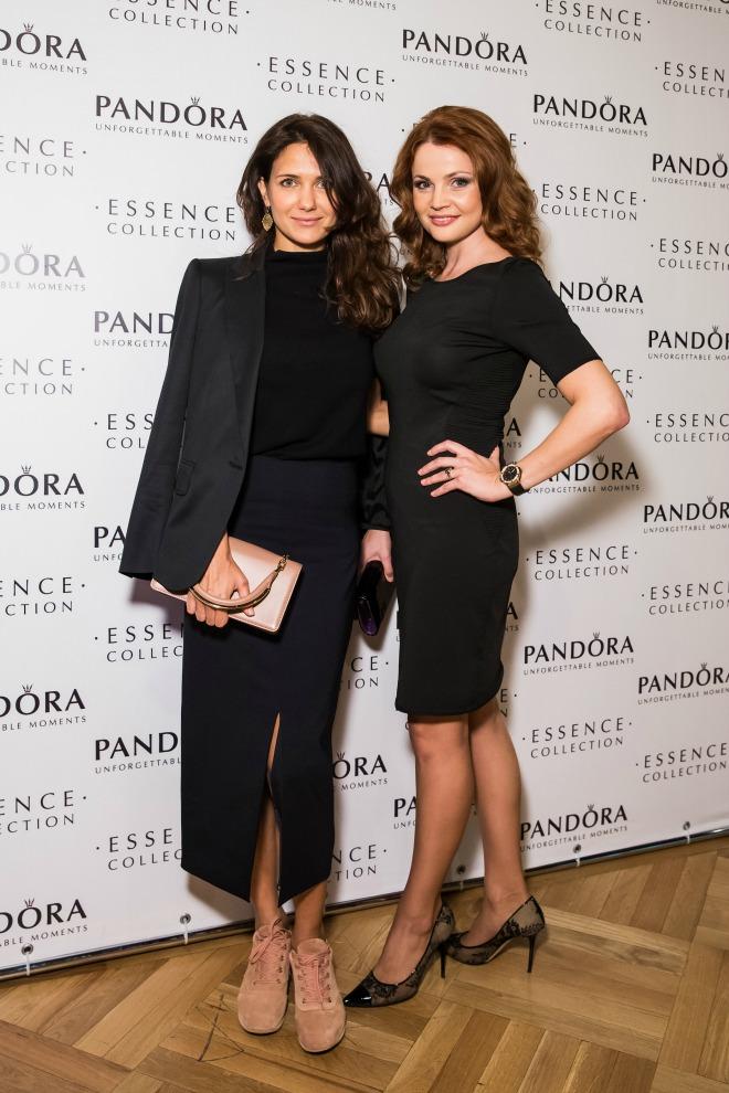 Pandora представила линию The Essence Collection