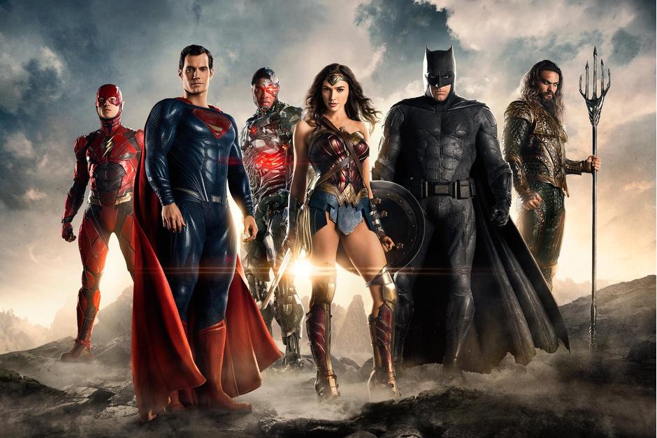 «Лига справедливости: Часть 1», (Justice League)
