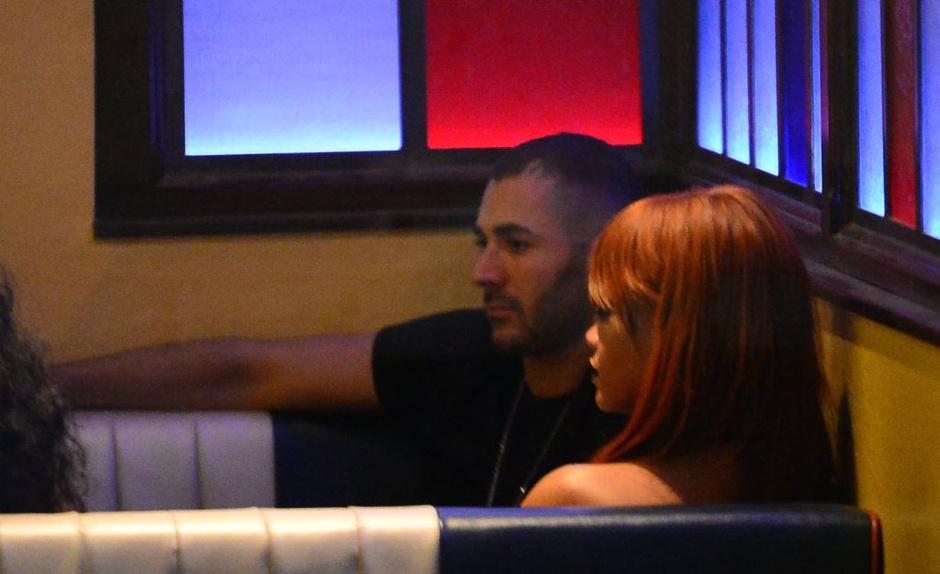 Звездный роман: Рианна встречается с футболистом