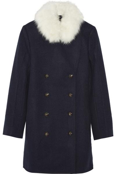 50 самых стильных пальто этого сезона | галерея [1] фото [11]