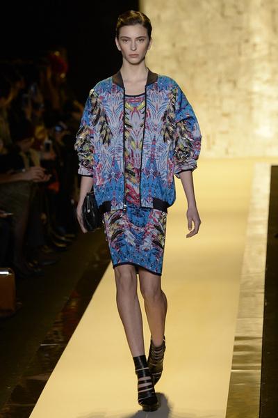Неделя моды в Нью-Йорке: лучшие показы уикенда | галерея [4] фото [7]
