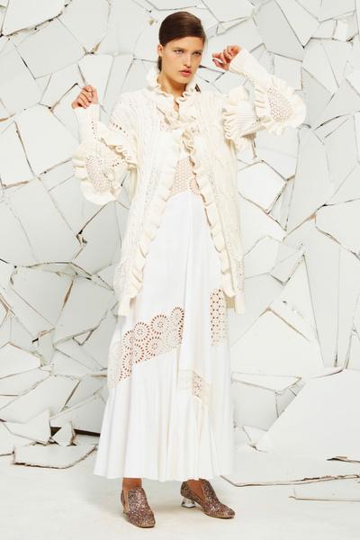 Stella McCartney представила новую круизную коллекцию | галерея [1] фото [14]