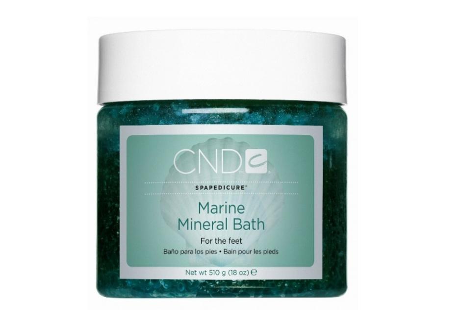 Ванночка для ног Marine Mineral Bath от CND
