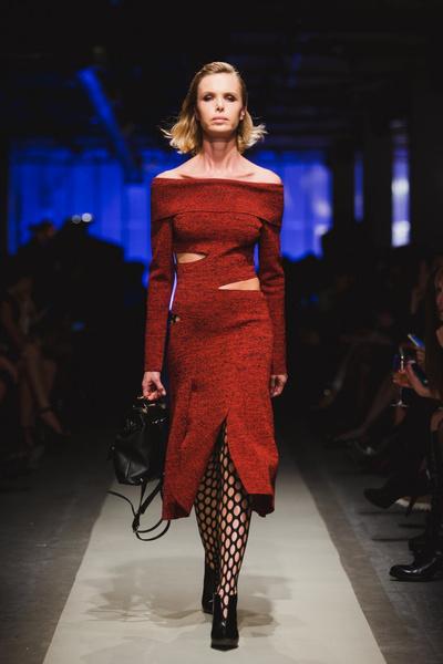 К зиме готовы: модный показ в ЦУМе | галерея [1] фото [1]