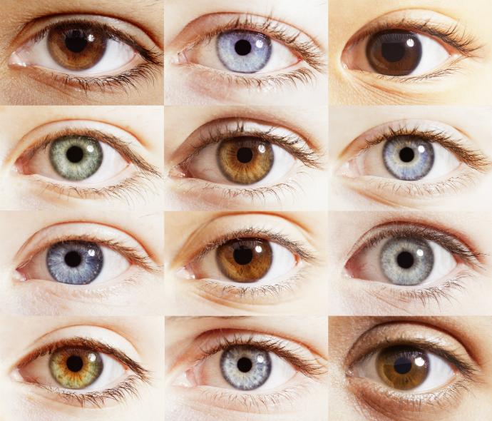 Как распознать характер человека по глазам