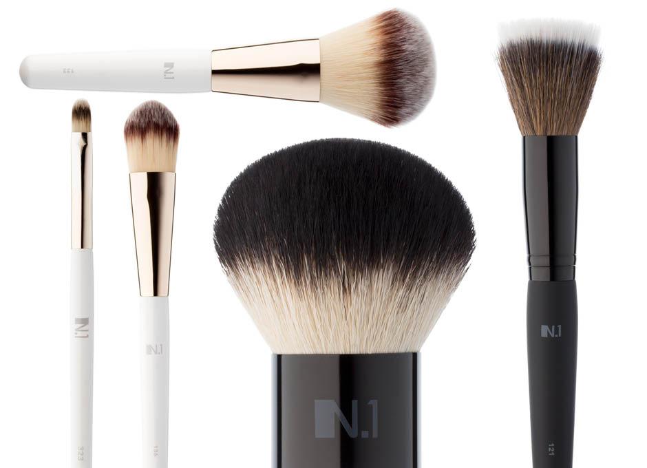 Кисти для макияжа от №1