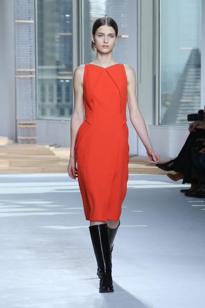 Неделя моды в Нью-Йорке: 18 февраля | галерея [1] фото [4]