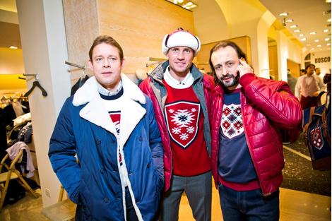 В ГУМе состоялось открытие магазина BOSCO Fresh и вечеринка Aprés ski | галерея [1] фото [42]