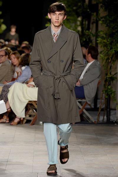 Неделя мужской моды в Париже: лучшие показы | галерея [8] фото [22]