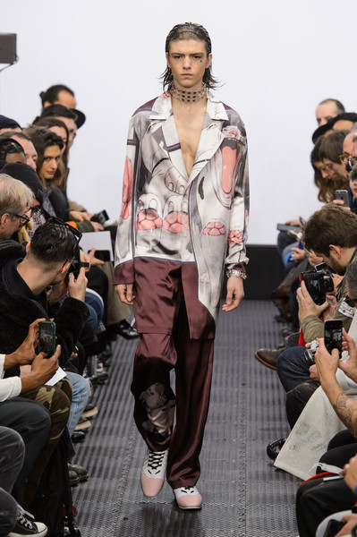 Неделя мужской моды в Лондоне: главные показы | галерея [3] фото [8]
