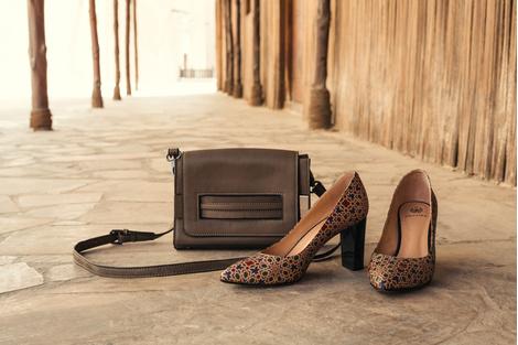 Восток – дело тонкое: новая коллекция обуви «Эконика» | галерея [1] фото [8]