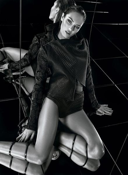Кэндис Свейнпол снялась в новой рекламной кампании Osmoze | галерея [1] фото [7]