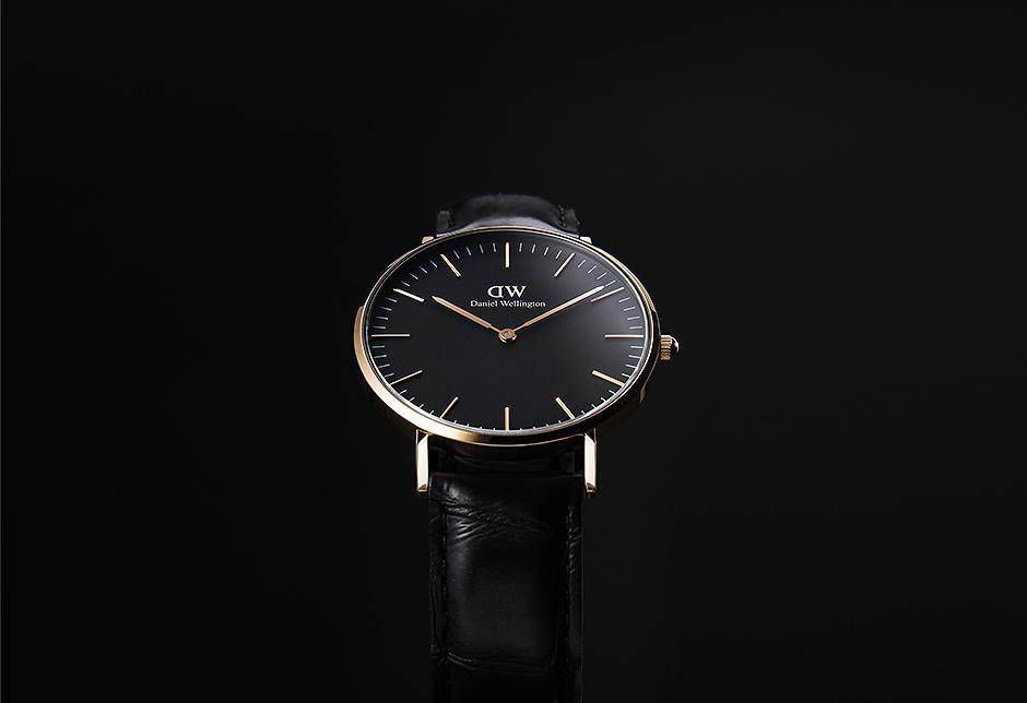 LPI и Daniel Wellington представляет новую коллекцию Classic Black