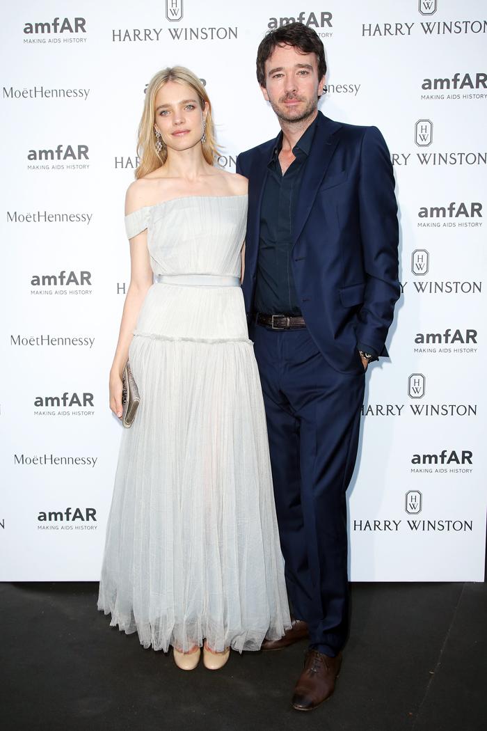 Наталья Водянова с мужем: фото 2015