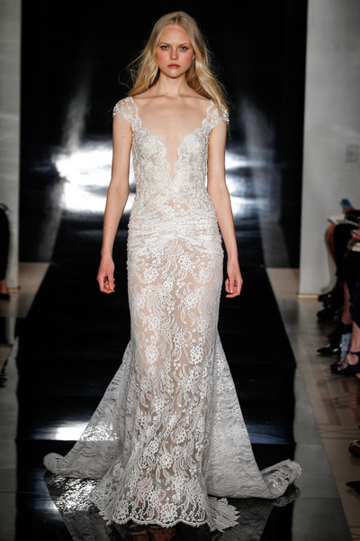 Лучшие коллекции Недели свадебной моды | галерея [8] фото [6]