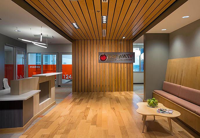 Офис компании Sony/ATV Music Publishing