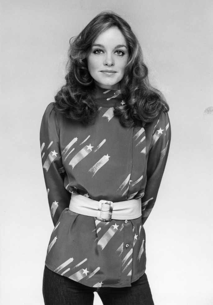 Памела Сью Мартин. Июль 1978