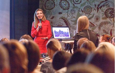 В Новосибирске прошли ELLE DECORATION Design Days | галерея [1] фото [4]