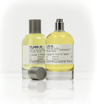 дуэт цветочных ароматов Le Labo Lys 41 & Ylang 49