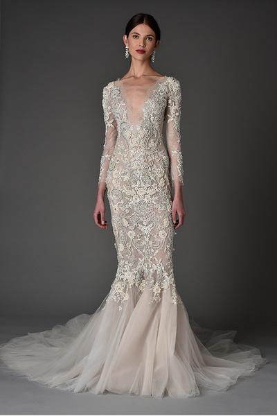 Лучшие коллекции Недели свадебной моды | галерея [1] фото [8]