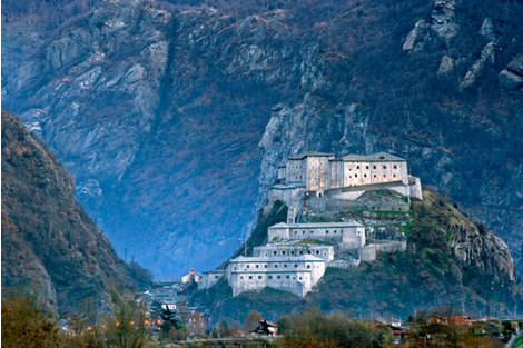 Итальянские Альпы: 10 главных достопримечательностей долины Аосты | галерея [4] фото [1]
