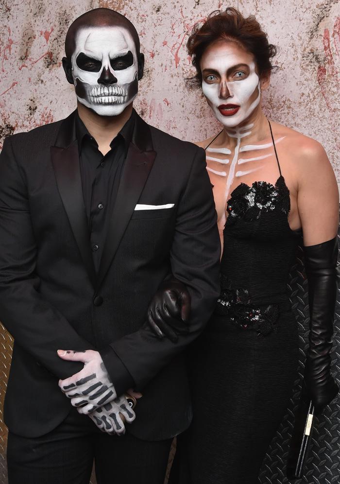 Каспер Смарт и Дженнифер Лопес Хэллоуин 2015