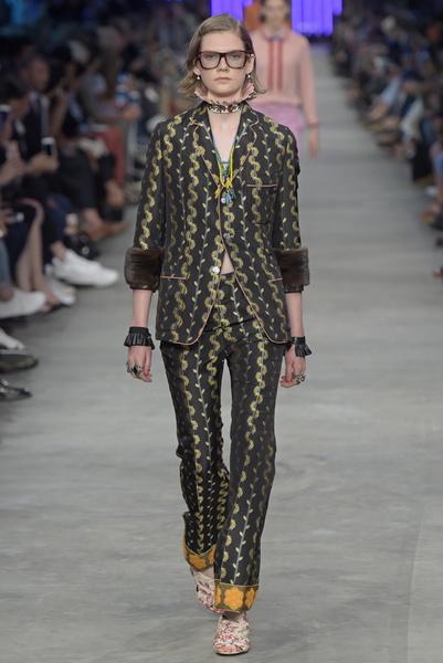 Неделя мужской моды в Милане: лучшие показы | галерея [1] фото [7]