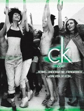 Calvin Klein ad campaign 2011