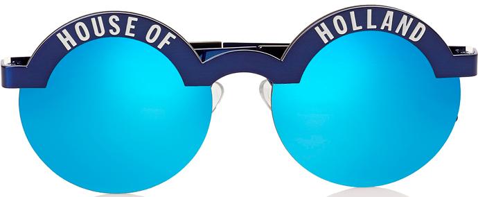 Солнцезащитные очки, House of Holland, net-a-porter.com