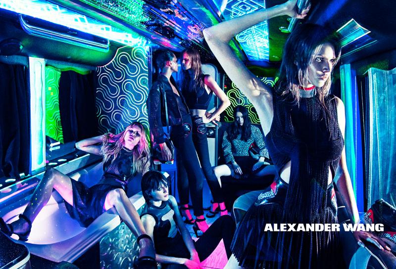 Новая коллекция Alexander Wang