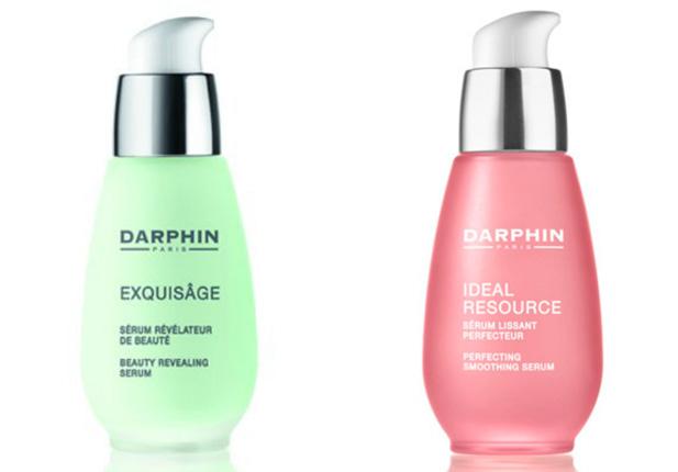 Сыворотки Exquisage Darphin и Ideal Resource