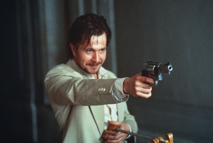 «Леон» (Léon), 1994 Гари Олдман