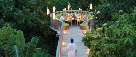 10 поводов отправиться на Мальдивы в отель Soneva Fushi | галерея [3] фото [1]