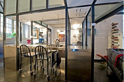 Топ-10: дизайнерские квартиры в Милане | галерея [7] фото [1]