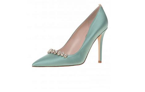 Сара Джессика Паркер создала коллекцию свадебной обуви | галерея [1] фото [4]