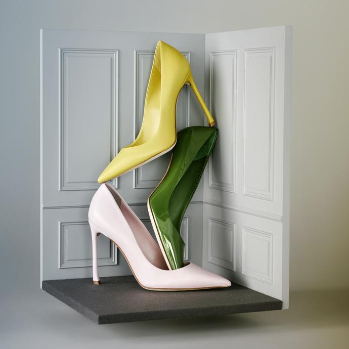 Dior выпустил новую модель лодочек