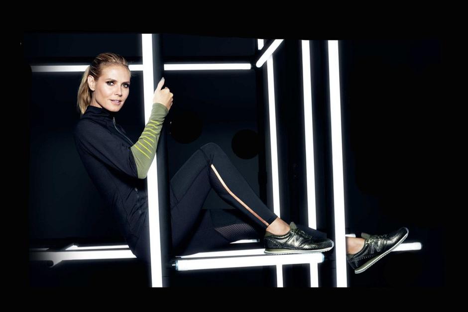 Модная спортивная одежда от New Balance