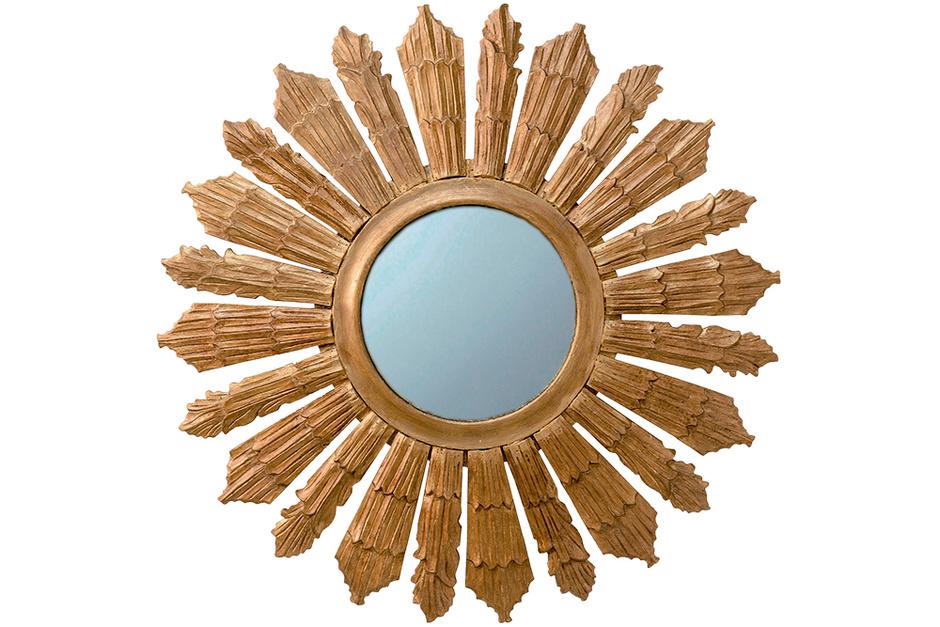 Зеркало, салон Yves Delorme Lifestyle by Mis en Demeure.